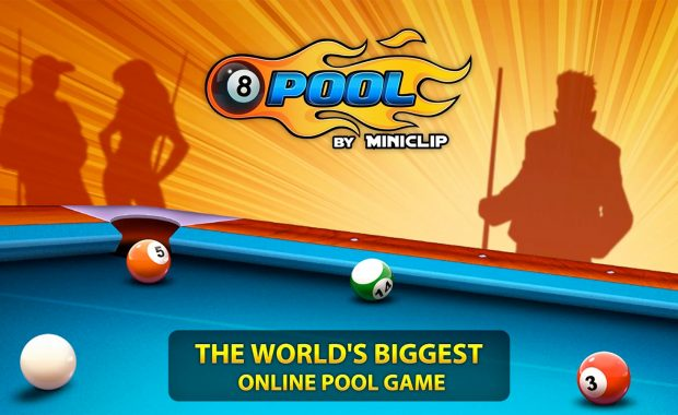 8 ball pool leisure game